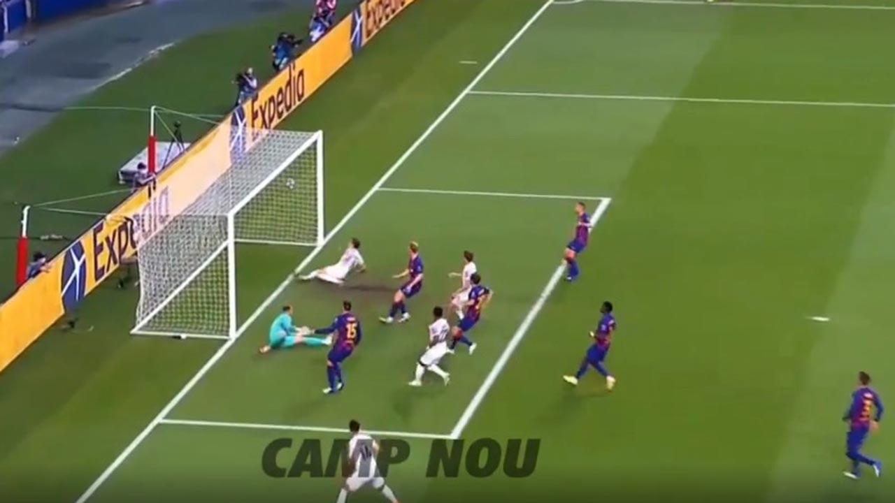 Champions League quarter-final: Barcelona, Bayern Munich ...   Barcelona- Bayern