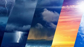 Türkiye geneli haritalı hava durumu