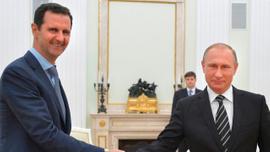 Putin Suriye'ye gidip Esed ile görüştü