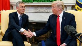 NATO Ortadoğu'ya takviye yapıyor