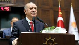 Cumhurbaşkanı Erdoğan: Hafter Moskova'dan kaçtı