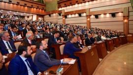 İBB meclisinde 'küfür ve özür' tartışması