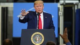 Trump: Nisanda koronavirüs biter