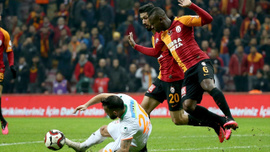 Galatasaray Türkiye Kupası'na veda etti