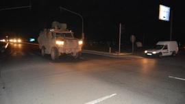 Sınıra ZPT ve Komando birlikleri sevk edildi
