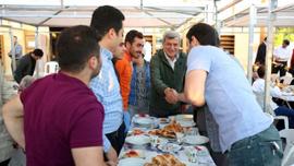 Başkan Karaosmanoğlu, Yuvacıklı hafızlarla buluştu