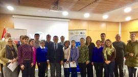 Büyükşehir ve AB Bakanlığı'ndan, STK'lara kurumsal kapasite geliştirme eğitimi