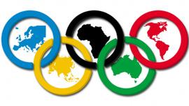 Olimpiyatlar; İlk olimpiyatlar nerede düzenlendi?