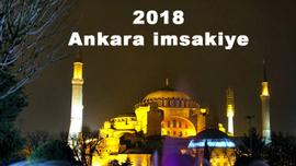 2018 Ankara imsakiye sahur ve iftar vakti! Sabah ve Akşam ezanı saati...