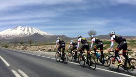 Uluslararası Kapadokya Bisiklet Turu başlıyor