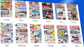 Gazeteler hangi manşetlerle çıktı - 5 Kasım 2018 Gazete Manşetleri