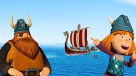 Vikingler çizgi film izle