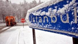 İstanbul'a hafta sonu kar bekleniyor - Türkiye geneli hava durumu haritalı