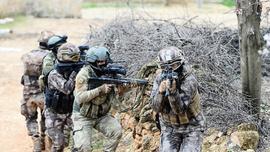 Terör örgütüne karşı bahar operasyonu