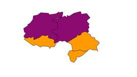 Hakkari'nin dört ilçesinden üçünde AK Parti kazandı