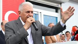 Binali Yıldırım Diyarbakır'da konuştu: İstanbul'un size ihtiyacı var