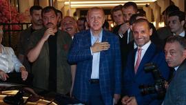 Erdoğan: Yarın medyada çok önemli bir şey göreceksiniz