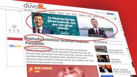 İmamoğlu reklamı Trabzon'a 'Pontus' diyen sitede