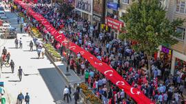 Van, Hakkari, Şırnak, Bingöl, Tunceli... Birçok ilde terör protesto edildi