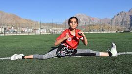 12 yaşındaki Gizem Nur Hakkari'nin gururu oldu