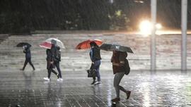 24 Ekim hava durumu - Meteoroloji'den 10 il için sağanak uyarısı