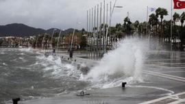 Türkiye geneli 5 günlük haritalı hava durumu (3 Ekim 2019)