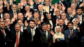 Gelecek Partisi'nin yönetim kadrosu açıklandı