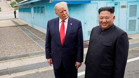 Kuzey Kore'den Trump'a: 'Sabırsız ihtiyar'