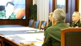 Terörist başı Kobani, Rus komutanla görüştü