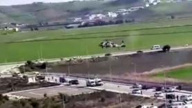 İdlib'deki yaralı askerler Hatay'a getirildi