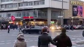 Alman polisi Berlin'i karıştıran Türk'ü arıyor