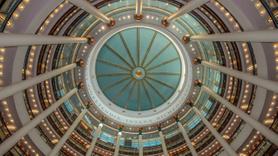 Türkiye'nin en büyük kütüphanesi açılıyor