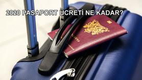 2020 Pasaport ücretleri ne kadar?