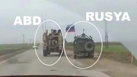 ABD ve Rus askerlerinin it dalaşı