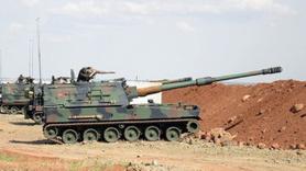 TSK, şehit haberi sonrası 21 rejim hedefini vurdu