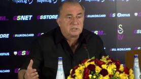 Fatih Terim maçların iptal edilmesini istemişti
