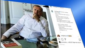 Erdoğan'dan anlamlı şiir paylaşımı