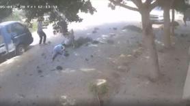Hafter milislerinin  sivilleri katlettiği anlar!