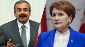 İyi Parti, HDP'ye aracı göndererek, taktik istemiş