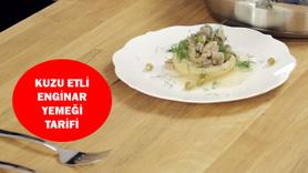 Gelinim Mutfakta Etli Enginar Yemeği Tarifi