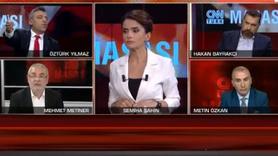 CNN Türk ekranlarında küfürlü tartışma