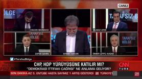CHP'nin anketçisi bile çileden çıktı