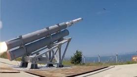 Türkiye'nin ilk deniz füzesi ATMACA testleri geçti