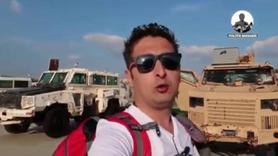 Rusya, Suriye'de ele geçirdiği tankları sergiliyor