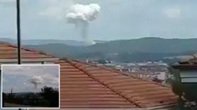Sakarya'da patlama: Şehit sayısı 3'e yükseldi