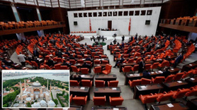 Ayasofya kararı Meclis'te coşkuyla karşılandı