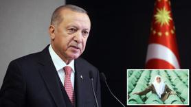 Başkan Erdoğan'dan Srebrenitsa için video mesaj