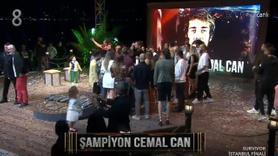 Koca'dan Survivor finalindeki görüntülere tepki