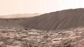 Mars'tan 4K kalitesinde görüntüler geldi
