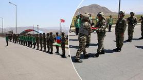 Ermenistan'a gözdağı, Türk askeri Azerbaycan'da